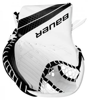BAUER VAPOR X700  グローブ ジュニア 白