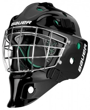 BAUER NME4 ゴーリーマスク