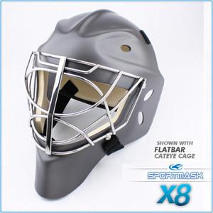SPORTMASK X8 ゴーリーマスク キャッツアイケージ