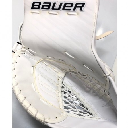 Bauer Supreme S190 グローブ INT/白*日焼けあり*